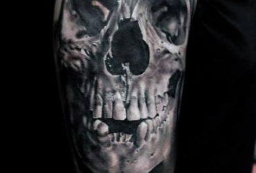 3d-male-realistic-skull-tattoo-inspiration