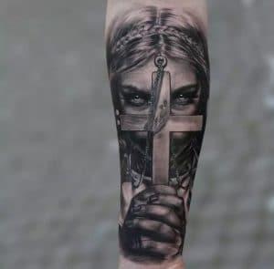 realism tattoos