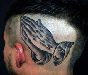 70+ Top Phenomenal Praying Hands Tattoo for 2021