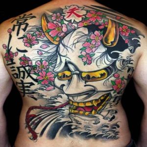 150+ Hannya Mask Tattoo (Seductive Designs 2021)