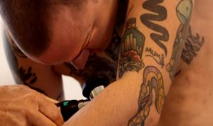 Can tattoo cause cancer?