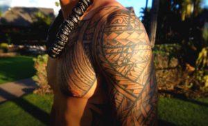 Hawaiian Tribal Tattoo Meanings