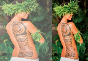 Hawaiian tattoos for female