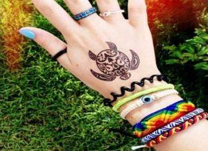 Small Hawaiian Tattoos